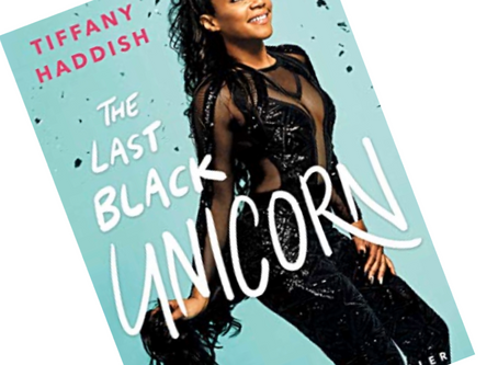Book Review| The Last Black Unicorn by Tiffany Haddish