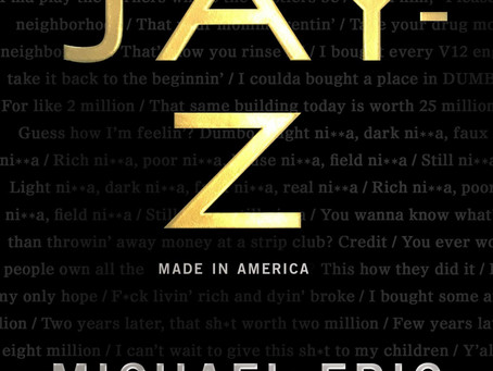 Book Review| Jay-Z Made in America by Michael Eric Dyson