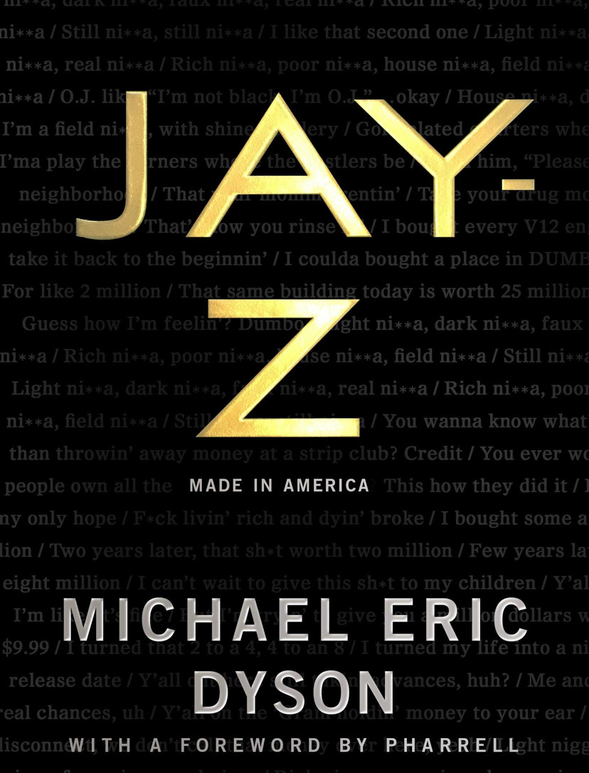 Jay-Z Made In America| Book Review| ReadingOnTheRun