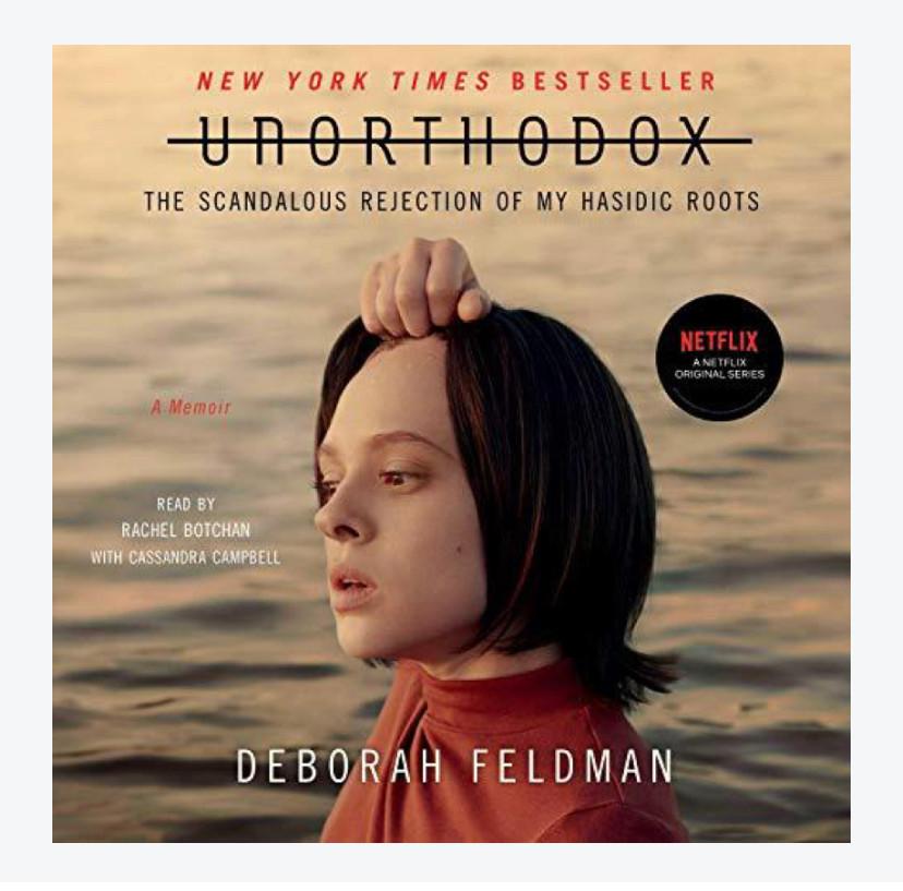 Unorthodox by Deborah Feldman