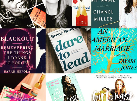 Book List| Happy International Women's Day!