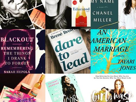 Book List| Happy International Women's Day!