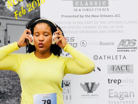 Wellness| Uptown Classic Run (New Orleans, Louisiana)