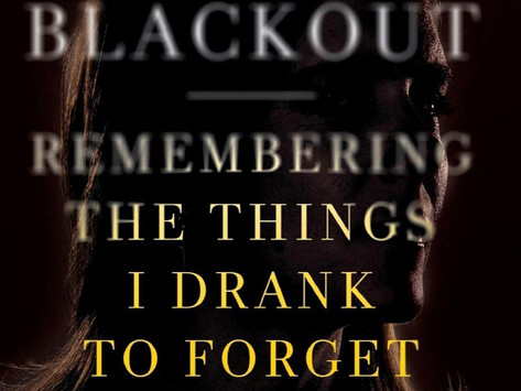 Book Review| Blackout by Sarah Hepola