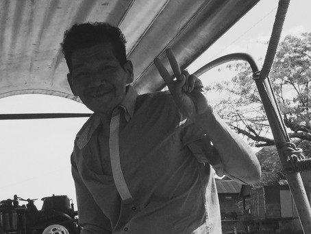 Uber Talks| Meet Sarawut (Thailand)