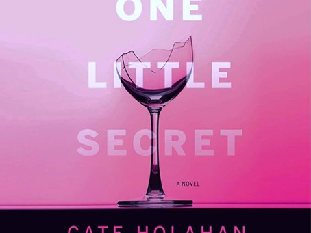 Book Review: One Little Secret by Cate Holahan