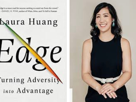Book Review| Edge by Laura Huang