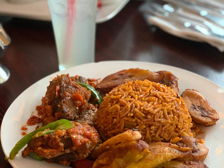 Travel Tips| 3 Tasty Restaurants you need to visit in Lagos, Nigeria