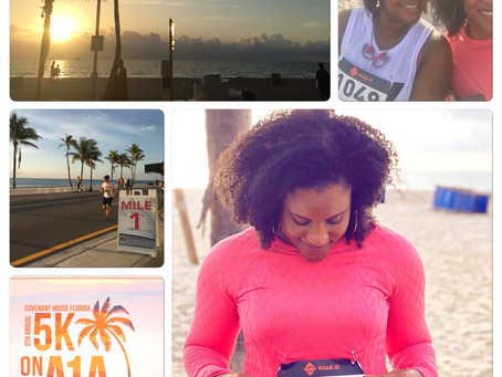 Wellness| Covenant House Run (Ft. Lauderdale, Florida)