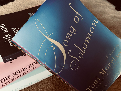 Book Review  Song of Solomon by Toni Morrison