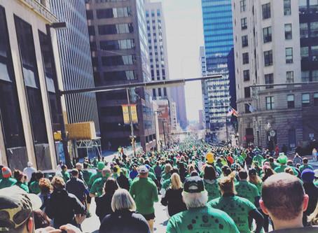 Wellness| Under Armour St. Patrick's Day Shamrock Run (Baltimore, Maryland)