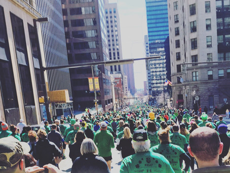 Wellness| Under Armour St. Patrick's Day Shamrock Run (Baltimore, Maryland)