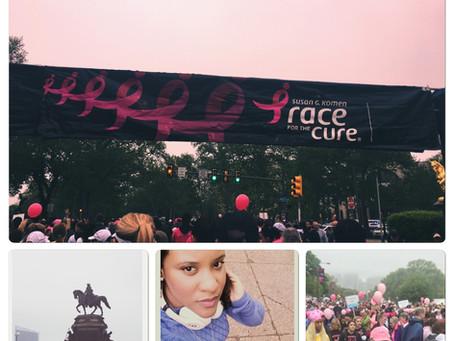 Wellness| Run for the Cure (Philadelphia)