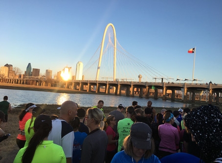 Wellness| Urban Ultra Run (Dallas Texas)