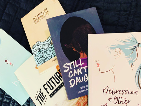 Book List| 5 Poetry Books You Must Read