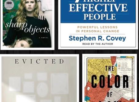 Book List| August 2020 #TBR list