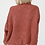 Thumbnail: Rose Chenille Cable Knit