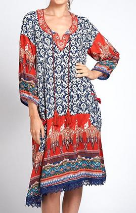 Bondi Print Dress
