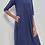 Thumbnail: Royal Blue Macedon Dress