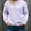 Thumbnail: Lilac Wool Blend Knit