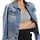 Thumbnail: Betty Basics Vintage Denim Jacket