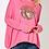 Thumbnail: Fuchsia Sequin Knit