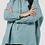 Thumbnail: Arctic Blue Sorrento Linen Shirt