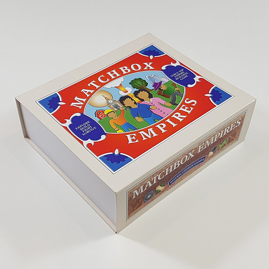 Matchbox Empires Board Game