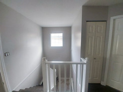 Walls & Baseboards, Railings & Fireplaces: After