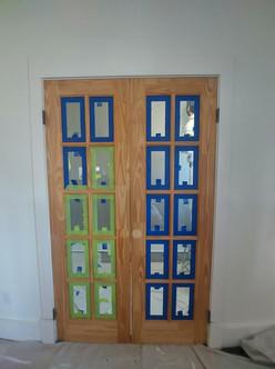 Double Doors: Before