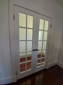 Double Doors: After