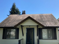 Aluminum Roof Painting: Before
