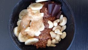 Mon porridge cocooning