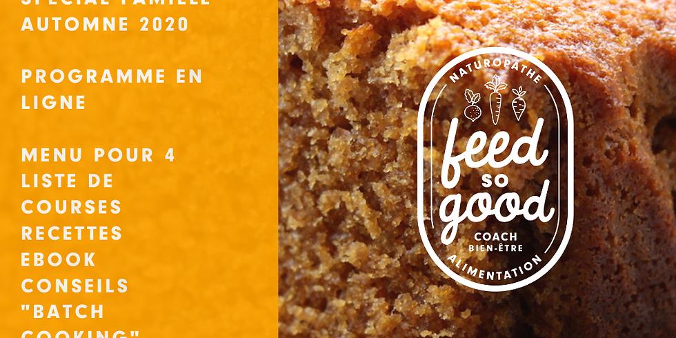 Programme en ligne Batch cooking family_Automne 2020