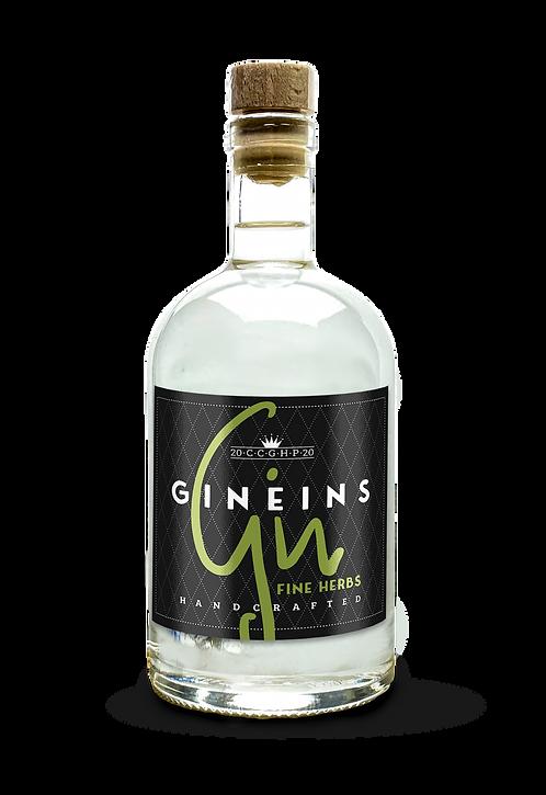 GINEINS - fine herbs 0,5l