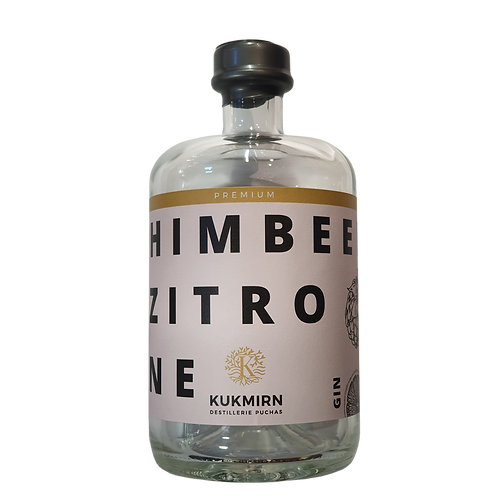 Kukmirn - Himbeer-Zitrone Gin 0,7l