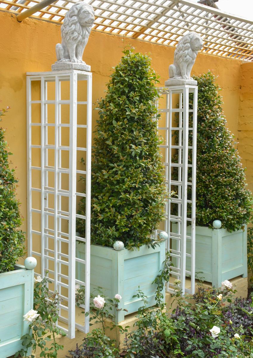 garden design show topiary lifestyle home garden