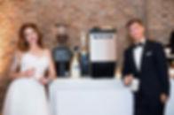Wedding Barista Bar