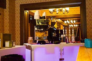 Espresso Mobile Bars