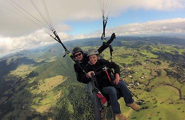 paragliding australia