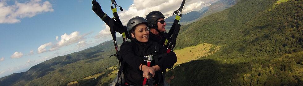 Tandem Paragliding Gift Voucher
