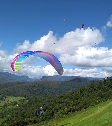 Australia paragliding lessons