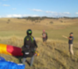 Paragliding training Australia | Brisbane