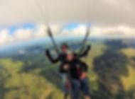 Tandem Paragliding   Brisbane   Australia