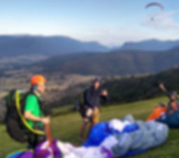 Paragliding school Australia | Beechmont