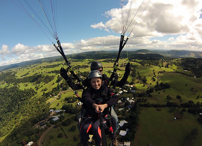 Paratech Paragliding lessons Australia