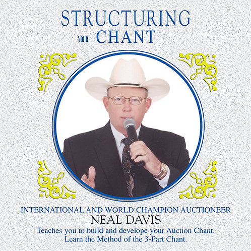 Structuring Your Chant - Audio Download