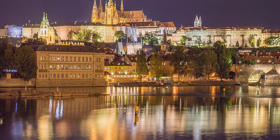 13-day Kelly Dale Beading Tour - PRAGUE + Innsbruck, Vienna & Budapest