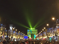 VIP New Year's Eve in Paris