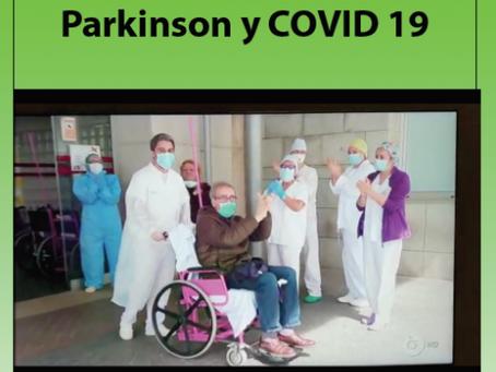 Víctor Ruiz presenta su relato «Hasta el penúltimo paso. Párkinson y COVID 19»